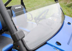 SuperATV Polaris Ranger XP900 Half Windshield