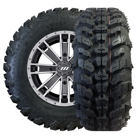 Interco Sniper 920 UTV DOT Tire and Wheel Kits Mounted