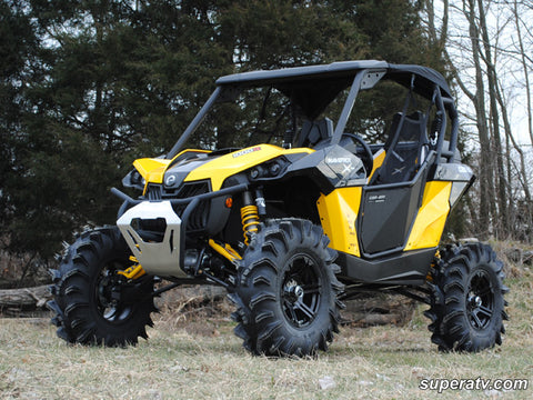 SuperATV Can Am Maverick 3 Inch Lift Kits - Non Turbo