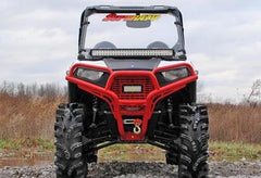 "SuperATV 2015 Polaris RZR 900 2"" Lift Kit Front View"