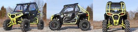 SuperATV 2016 Polaris RZR 1000-S 3 Inch Lift Kit 3 view