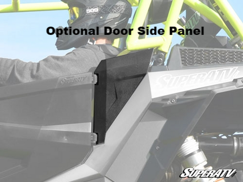 SuperATV RZR Door Side Panel