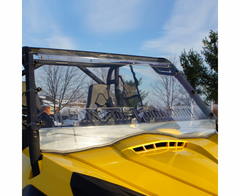 Over Armour Can Am Commander Aero Vent Windshield All Models