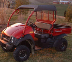 Over Armour Kawasaki Mule 610 Canvas Roof Top
