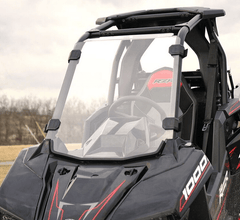 Over Armour Full Front Windshield for Polaris RZR RS1 Models
