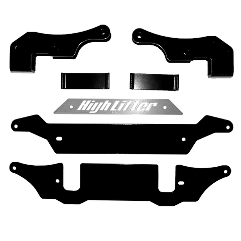 High Lifter Signature 3 to 5 Inch Lift Kit 2014 Polaris RZR XP 1000