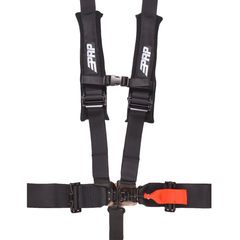 PRP 2 Inch Shoulder 3 Inch Lap 5 Point Seat Belt Harness