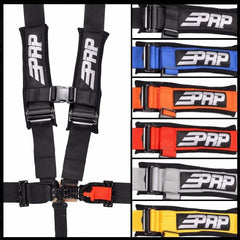 PRP 3 Inch SFI Approved Seat Belt Harness