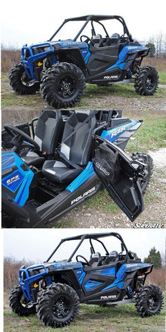 SuperATV Polaris RZR XP Turbo Full Door Kits