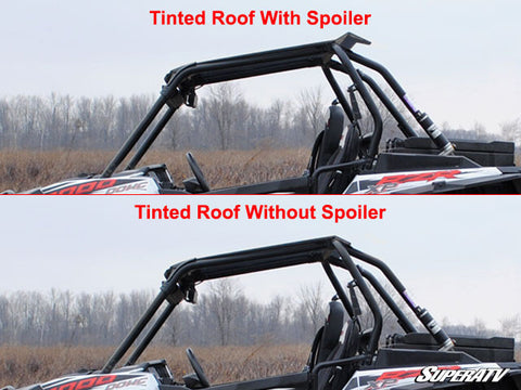 SuperATV Polaris RZR 1000 S Tinted Roof Tops