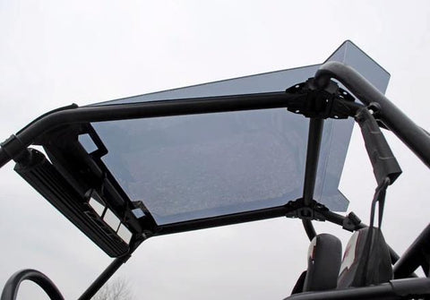 SuperATV RZR 900-S Tinted Roof Tops