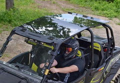 SuperATV Polaris RZR 900-4 Tinted Roof Tops