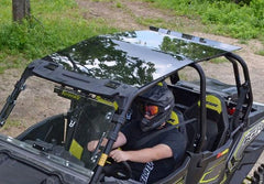 SuperATV Polaris RZR XP1000-4 and XP Turbo 4 Seater Tinted Roof Tops