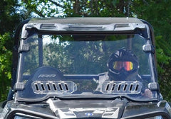 SuperATV Polaris RZR XP1000 Vented Full Windshield