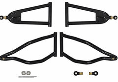 SuperATV Polaris RZR S & RZR 4 800 Front High Clearance A Arms