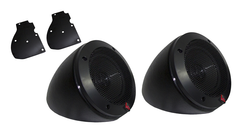 Drive Unlimited Polaris Ranger Cone Style Rear Speaker Pods