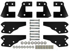 SuperATV Polaris Ranger 570 and 570 Crew Full Size 3 Inch Lift Kit