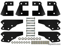 SuperATV Polaris Ranger XP 900 and XP900 Crew 3 Inch Lift Kit