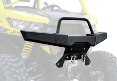 SuperATV Can Am Defender Winch Ready Front Bumper