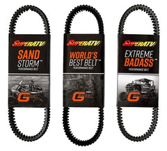 SuperATV Can Am Defender Heavy Duty CVT Drive Belts