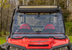 SuperATV 2015+ Polaris RZR 900 Flip Windshield - All Models