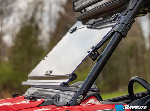 SuperATV 2015+ Polaris RZR 900 Flip Windshield