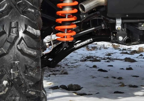 SuperATV 2015+ Polaris RZR 900-4 Rear High Clearance A Arms