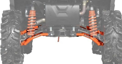 SuperATV Polaris RZR 900-S Rear High Clearance A Arms