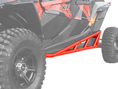 SuperATV Heavy Duty Nerf Bars for 2015+ Polaris RZR 900-4