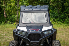 SuperATV Polaris RZR XP Turbo 4 Glass Windshield