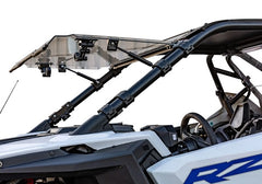 SuperATV Polaris RZR Pro XP Flip Up Windshield