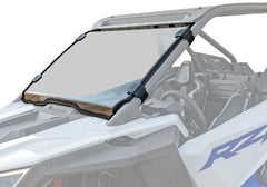 SuperATV Polaris RZR Pro XP Full Windshield - Scratch Resistant