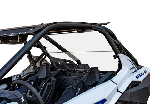 SuperATV Polaris RZR Pro XP Rear Windshield
