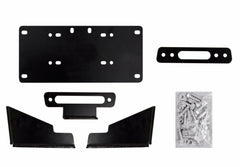 SuperATV Winch Mounts for Kawasaki Mule Pro Models