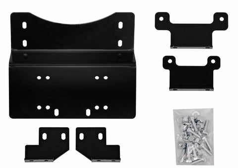 SuperATV Winch Mounts for Honda Pioneer Models