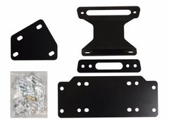 SuperATV Winch Mounts for Yamaha Viking Models