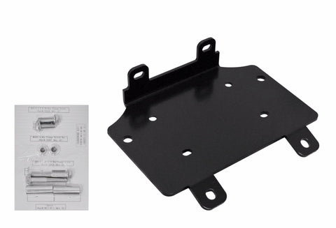 SuperATV Winch Mounts for Yamaha Wolverine Models