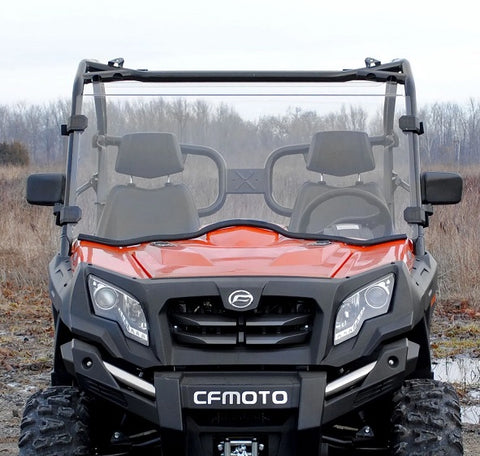 SuperATV CFMoto UForce 800 Full Windshield