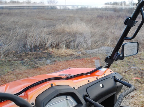 SuperATV CFMoto UForce 500 Full Windshield