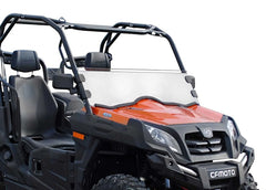 SuperATV CFMoto UForce 500 800 Half Windshield