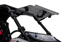 SuperATV Polaris RZR RS1 Flip Windshield