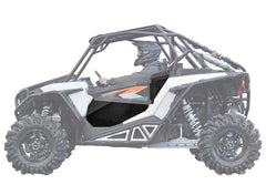 SuperATV Polaris RZR Turbo S Lower Door Inserts 2 Door Models