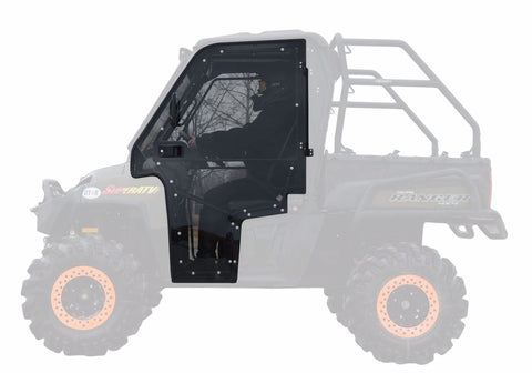 SuperATV Polaris Ranger 800 Cab Enclosure Doors