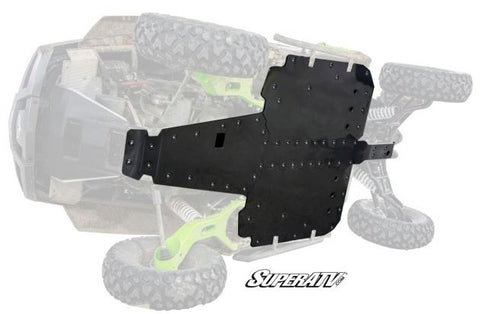 Tracker XTR 1000 Full Skid Plate