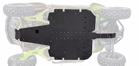 SuperATV Tracker XTR1000 Full Skid Plate