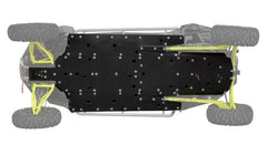 SuperATV Polaris RZR XP 1000 4 Seater Full Skid Plates