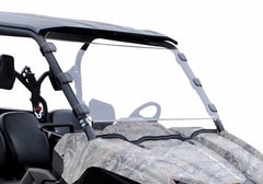 SuperATV Yamaha Viking Scratch Resistant Full Windshield