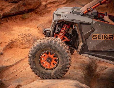 SuperATV XT Warrior SlikRok Tires 35x10-15