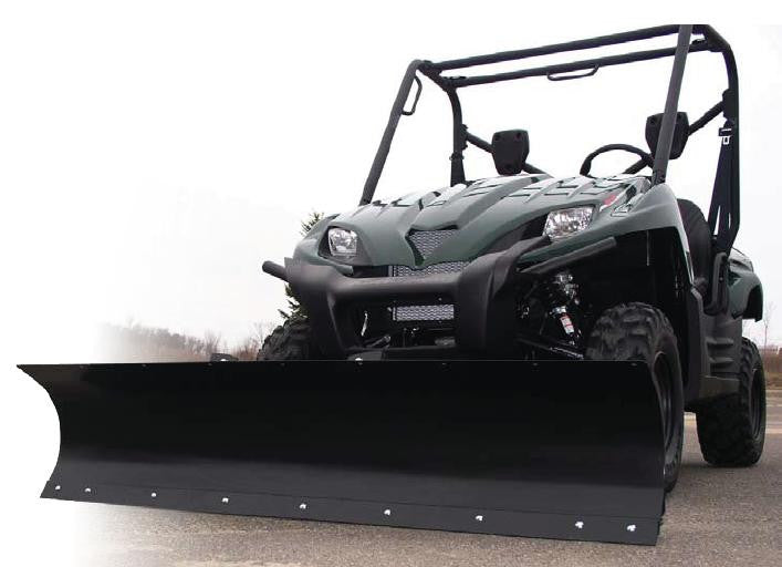 Eagle standard blade snow plow kits for utv sxs models 60 66 72 eagle 66 inch snow plow kits for utv sxs models publicscrutiny Image collections