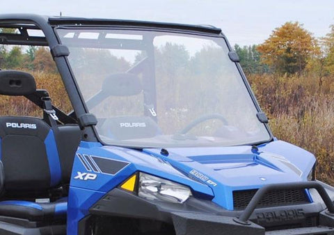SuperATV Polaris Ranger XP 570 Full Windshield